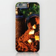 Sunset And Coffee iPhone 6 Slim Case