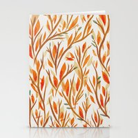 Forest Morning Stationery Cards