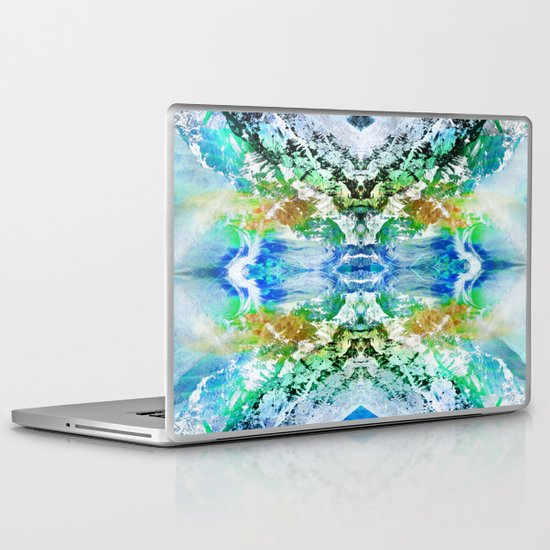 Liquidity Laptop & iPad Skin