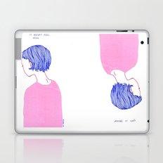 It Doesn't Feel Real Laptop & iPad Skin