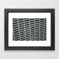 Valla Framed Art Print