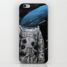 Balena N°3 iPhone & iPod Skin