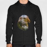 The American Bald Eagle Hoody