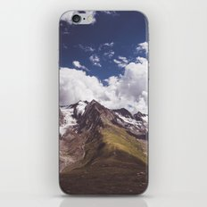 The mighty glaciers iPhone & iPod Skin