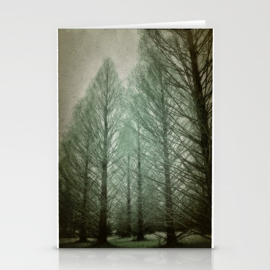 winter dream Stationery Card