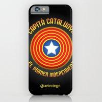 Capità Catalunya iPhone 6 Slim Case