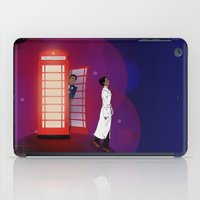 Community Inspector Spacetime  iPad Case