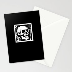 QR- Dead Stationery Cards