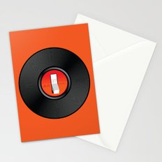 Off the Record Stationery Cards