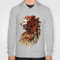 King Lion Roar  Hoody