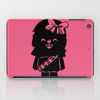 Baby Girl Wookie in Pink Graphic iPad Case