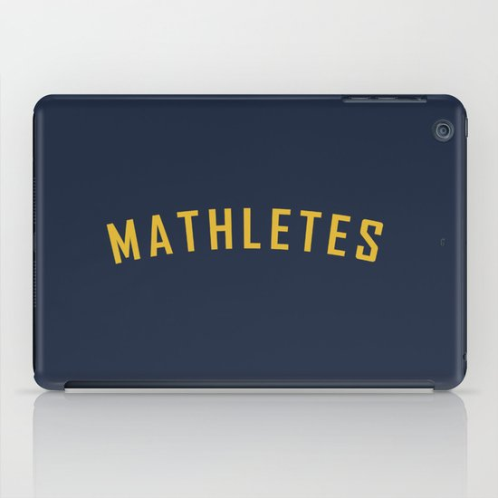 Mathletes - Mean Girls movie iPad Case