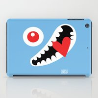 EYE LOVE iPad Case