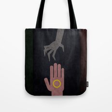 Lord Of The Rings Minima… Tote Bag