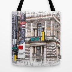 15th street Glasow Tote Bag