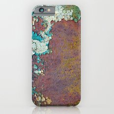 Paint mosaic Slim Case iPhone 6s