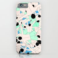 iPhone Cases featuring FALL ASLEEP by RUEI