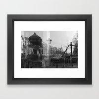 Reflections Framed Art Print