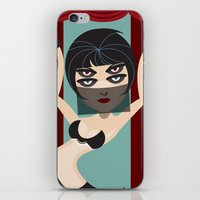 Jeepers Creepers iPhone & iPod Skin