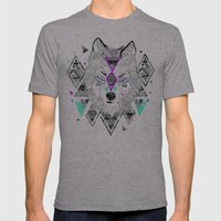HONIAHAKA By Kyle Naylor… Mens Fitted Tee Athletic Grey SMALL