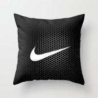 Nikee Throw Pillow