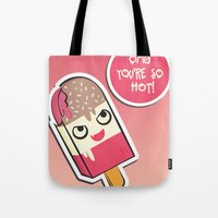 SO HOT! Tote Bag