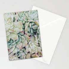 Primrose Green Stationery Cards