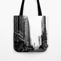 Downtown Tulsa  Tote Bag