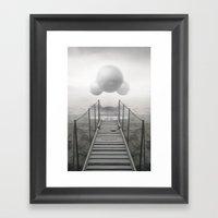 Moracle Framed Art Print