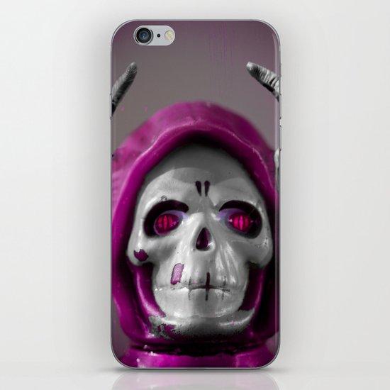 Skele-Taun iPhone & iPod Skin
