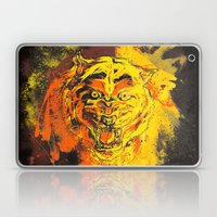 Tiger Style. Laptop & iPad Skin