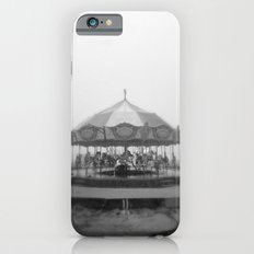 Silent Beach Park iPhone 6s Slim Case