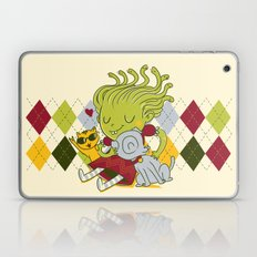 Medusa had a pet rock. Laptop & iPad Skin