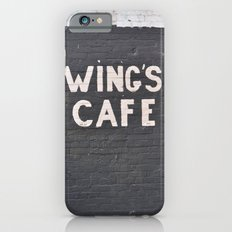 wings cafe iPhone 6 Slim Case
