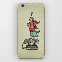 A Phone, Seriously? iPhone & iPod Skin