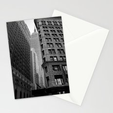 New York Building-1 Stationery Cards