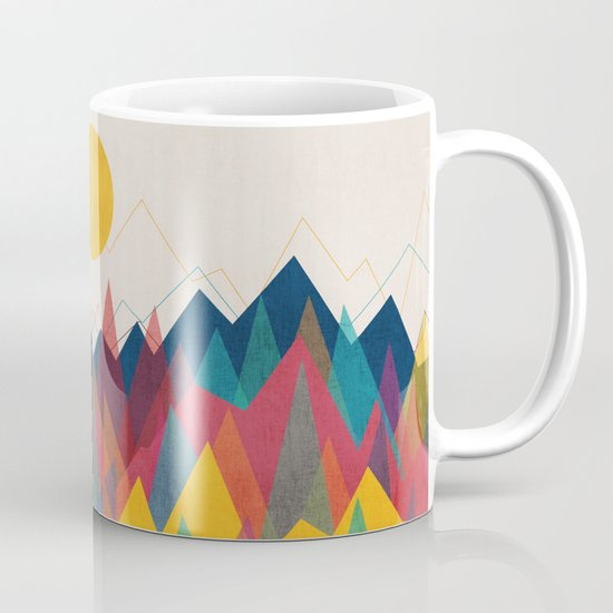 Uphill Battle Mug