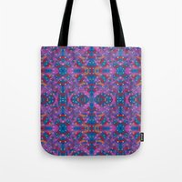 A Night To Remember Kaleidoscope Tote Bag