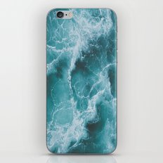 Electric Ocean iPhone & iPod Skin