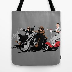 peewee rider. Tote Bag
