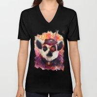 Lemur ( The Pimp Le-Mur ) Unisex V-Neck