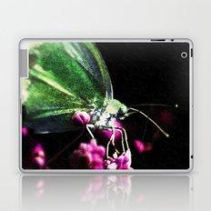 Butterfly queen Laptop & iPad Skin