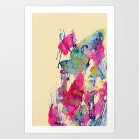 Futures Art Print