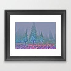 Veil FoG Framed Art Print