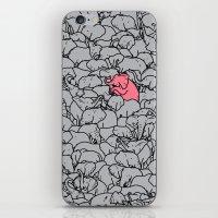 Word 2 the Herd v1 iPhone & iPod Skin