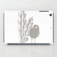 Graphic Bird iPad Case