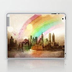 NYC Sky Laptop & iPad Skin