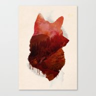 Canvas Print featuring The Great Escape by Robert Farkas