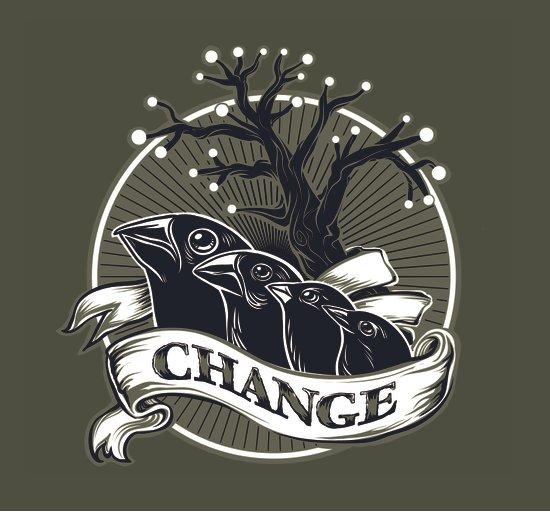 Darwin's Finches Art Print