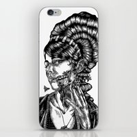 The Swarm iPhone & iPod Skin